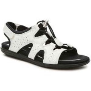 🆕ECCO COMFORT FOAM LEATHER SANDAL (Sz 36 & 37 )